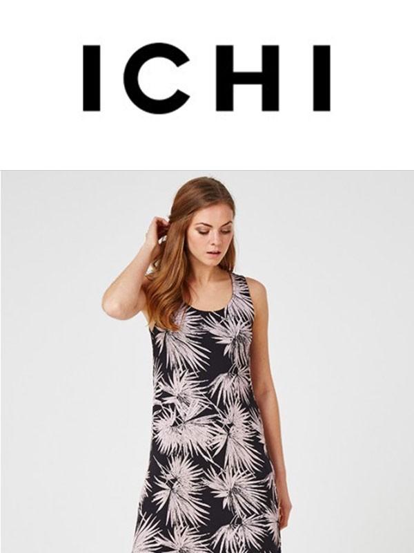 Outlet odzieży damskiej Sample 2017 firmy Ichi