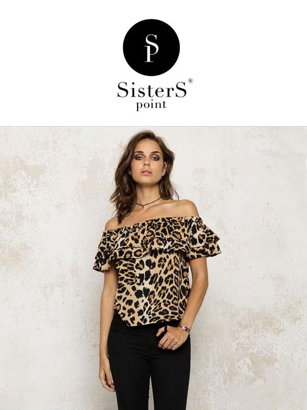 Outlet odzieży damskiej 2016 firmy Sisters Points