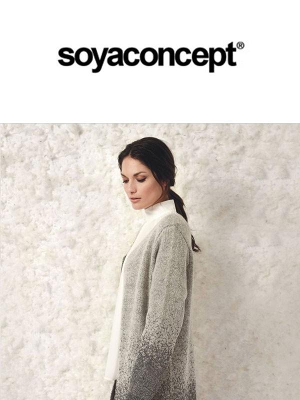 Odzież outlet damska firmy Soyaconcept